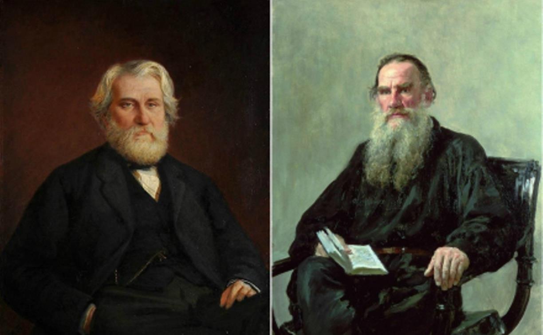 Битва писателей: как Лев Толстой играл в шахматы с Иваном Тургеневым