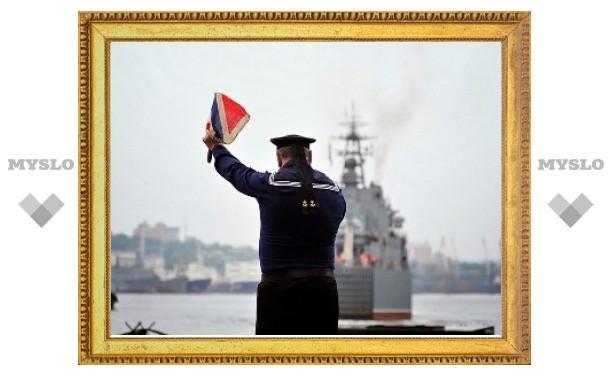 ВМФ России отказался от семафорной азбуки