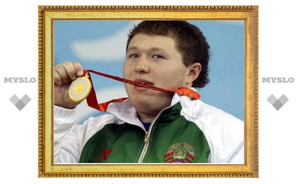 Белорусский олимпийский чемпион пропустит Игры в Лондоне