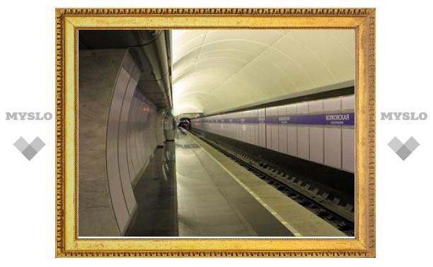 Машиниста петербургского метро задержали за убийство коллеги