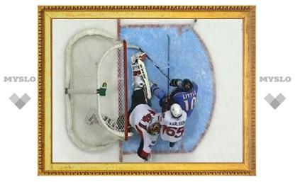 Команда НХЛ забила два гола за 19 секунд