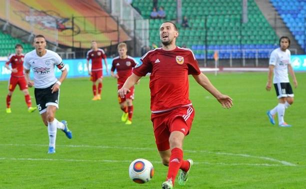 «Арсенал» и армавирское «Торпедо» сыграли вничью: 0:0