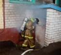 В Ефремове 12 человек эвакуировали из дома из-за пожара