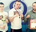 Тульские мастера панкратиона привезли 9 медалей из Липецка