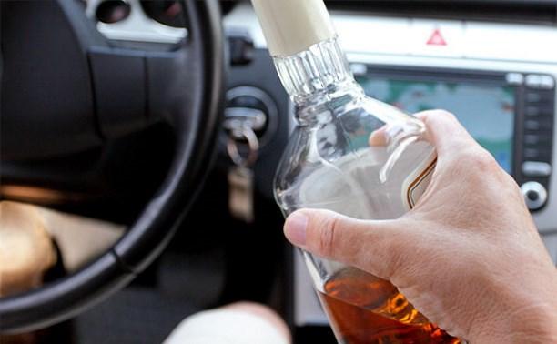 За прошедшие выходные ГИБДД задержаны 102 пьяных водителя