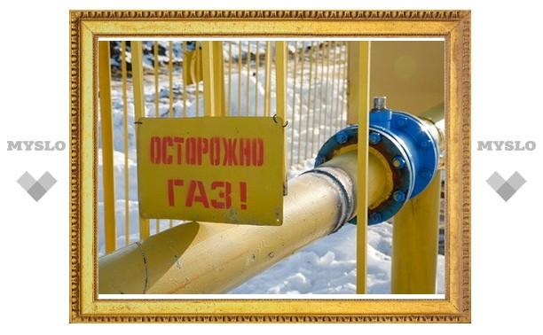 Село Малые Калмыки обеспечат газом и водой