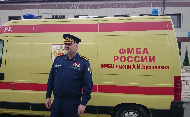 Десять тысяч туляков обследовали медики из Федерального медико-биологического агентства России