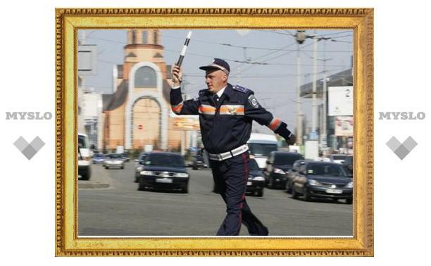 На майские праздники тульская ГИБДД задержала 400 пьяных за рулем