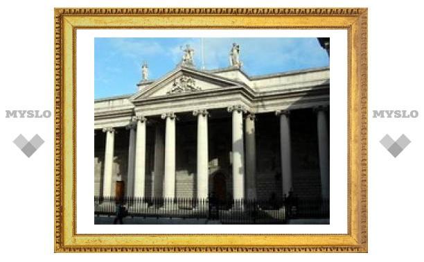 В Ирландии из банка похитили 7 миллионов евро