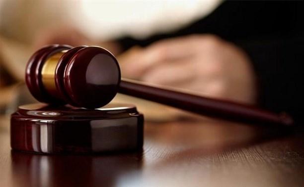 Жителя Тульской области осудят за смерть одного из своих пассажиров