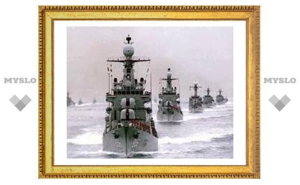 Южная Корея отправит эсминец к берегам Сомали