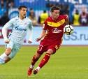 Сергей Ткачев останется в тульском «Арсенале» еще на сезон
