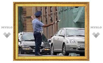 Тульских водителей заставят уважать пешеходов
