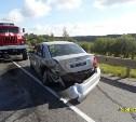 Утром 14 августа в ДТП на трассе «Крым» пострадали семь человек
