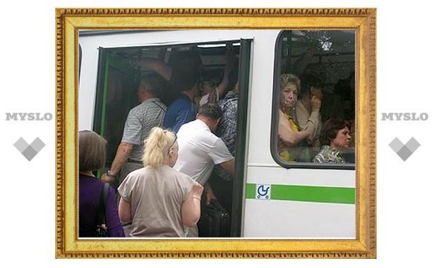 Жителям Одоевского района Тульской области не на чем добираться до работы