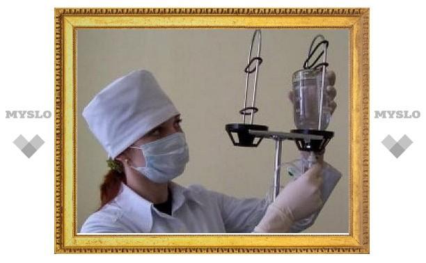 Тульская область вложит в здравоохранение около 175 миллионов рублей