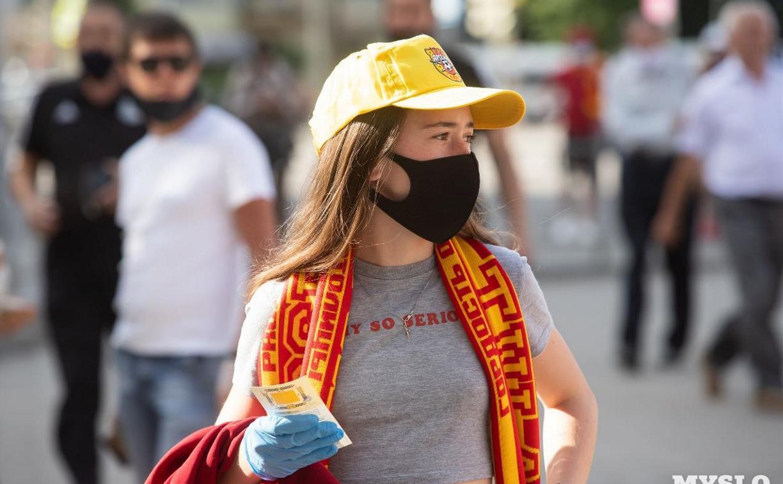 Тульских болельщиков приглашают на матч «Арсенал» – «Крылья Советов»