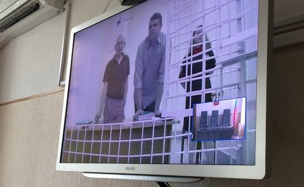 Адвокаты Прокопука требуют для него оправдательный приговор