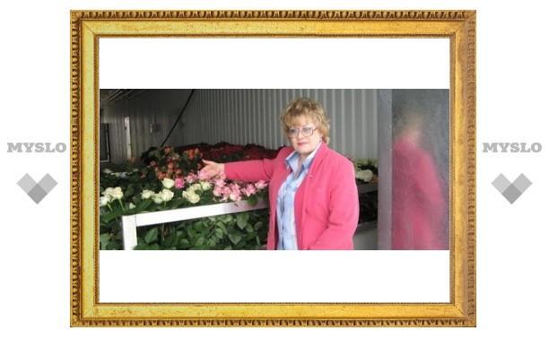 Под Тулой вырастят миллионы роз