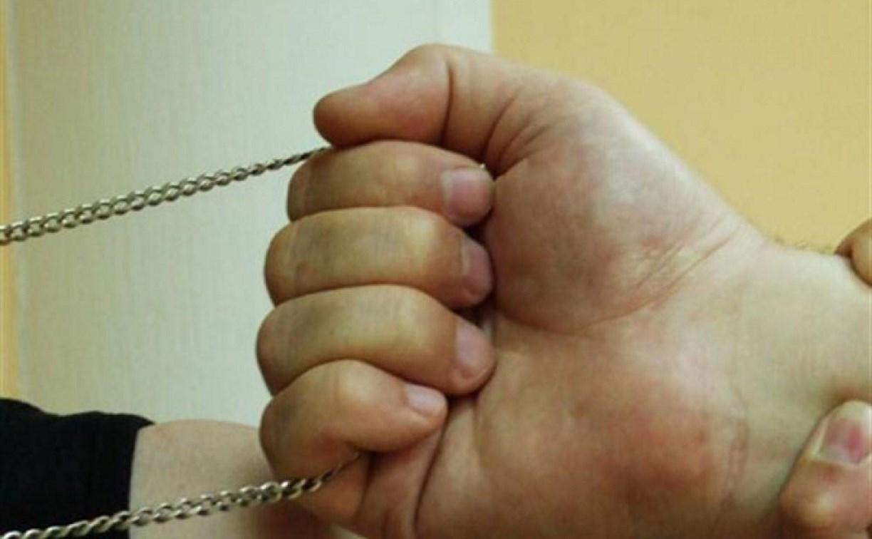 Тульский пенсионер из-за тяги к спиртному стал жертвой ограбления