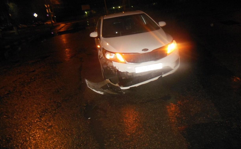 В Туле в ДТП на ул. Мосина пострадал мужчина