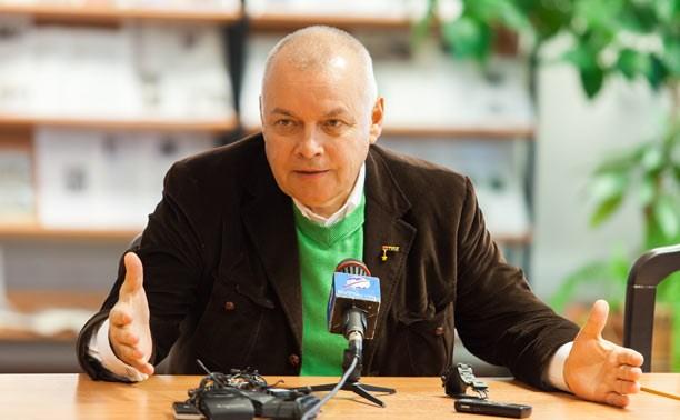 Гендиректор МИА «Россия сегодня» Дмитрий Киселёв: «В российских СМИ цензуры нет»