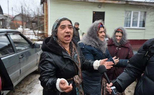 Цыганам из поселка Плеханово дали месяц на добровольный снос незаконных домов
