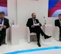 Владимир Груздев представляет Тулу на выставке коммерческой недвижимости и инвестиций