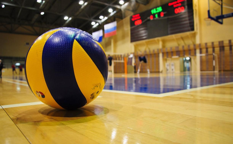 В Туле пройдет товарищеский матч по волейболу