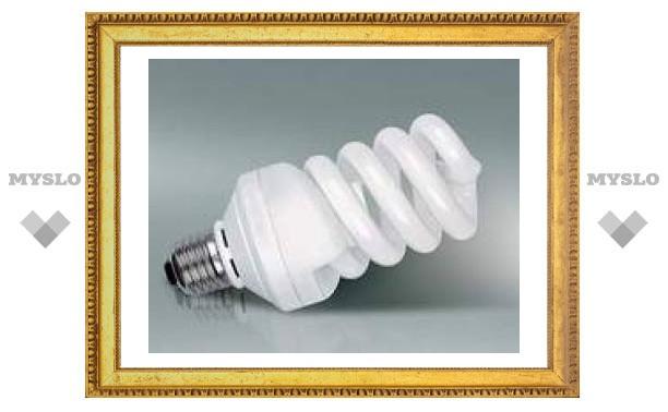 Энергосберегающие лампочки могут быть вредны для здоровья