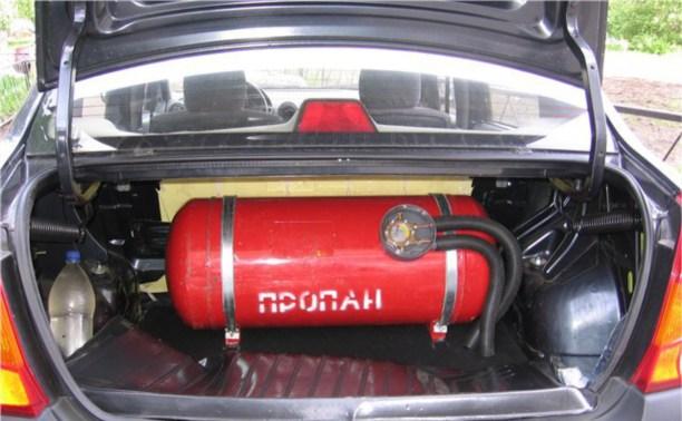 В России задумались о снятии транспортного налога с автомобилей на газе