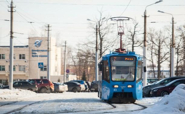 Администрация Тулы: вопрос ликвидации тульского трамвая не рассматривается