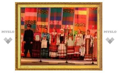 В Туле подвели итоги конкурса народной песни