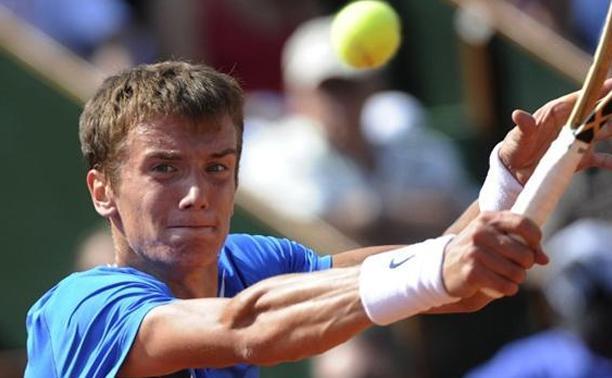 Тульский теннисист не вышел в основной турнир в Гамбурге