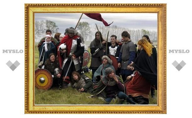 На Куликовом поле пройдет грандиозное сражение