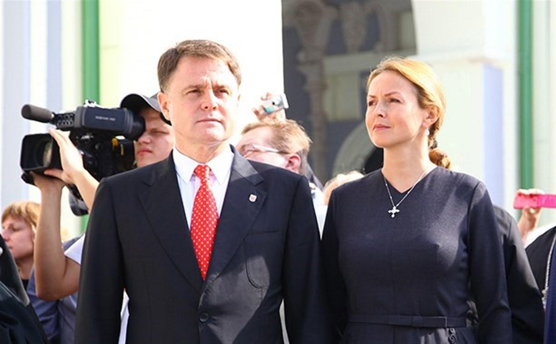 В семье тульского губернатора пополнение