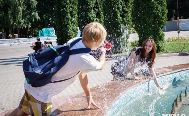 На выходных в Туле ожидается тридцатиградусная жара