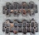Туляки обнаружили в лесу под Плавском траки от танков