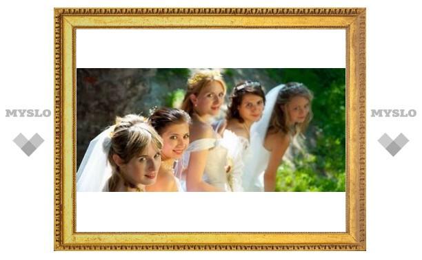 Под Тулой пройдет парад невест