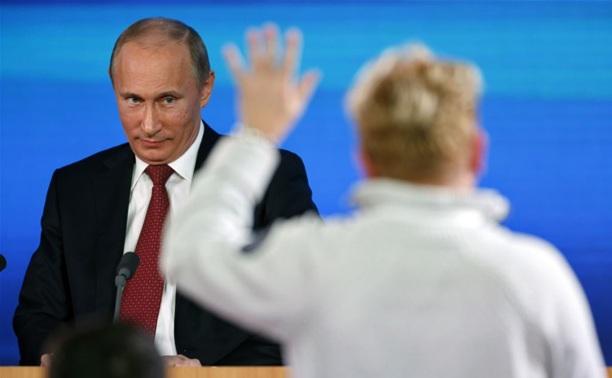«Полная потеря профессии...», - пресс-секретарь Медведева о встрече Путина с журналистами