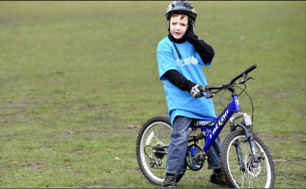 В школе детей хотят учить безопасной езде на велосипеде