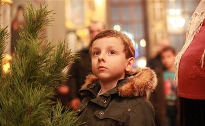 В Туле прошли Рождественские богослужения