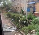 Ефремовский ураган движется на Тулу?