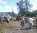Водоснабжение в Кимовске полностью восстановлено