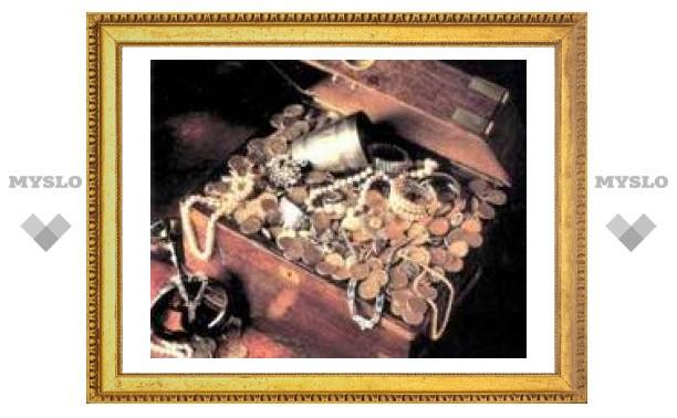 В Пролетарском районе Тулы найден клад