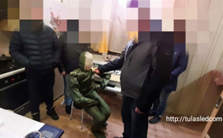 В Новомосковске женщине удалось спастись от убийцы