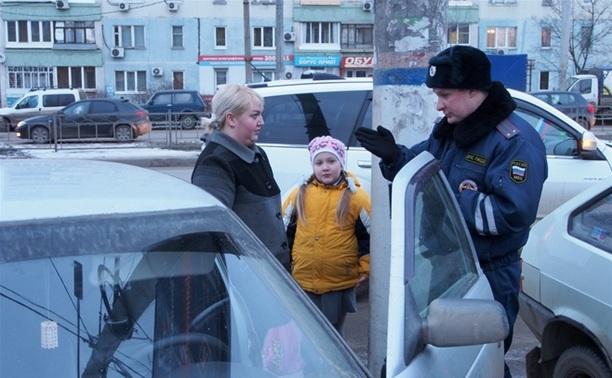 ГИБДД начала проводить рейды «Самый главный пассажир»