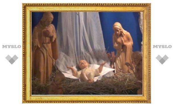 В Туле встретили католическое Рождество