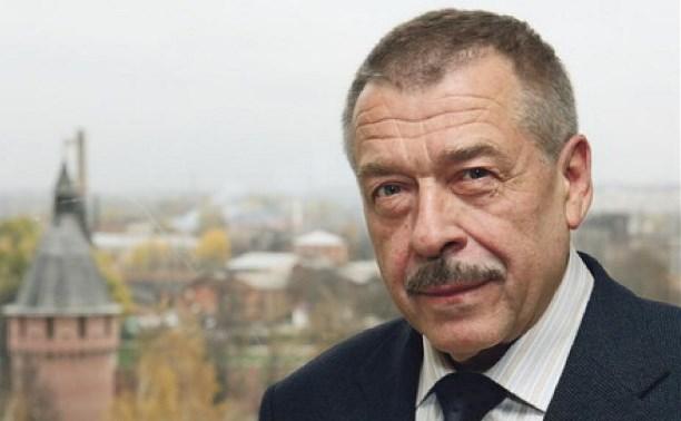 Юрий Андрианов возглавил рейтинг тульских политиков за январь