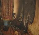 В Туле ночью при пожаре погиб человек